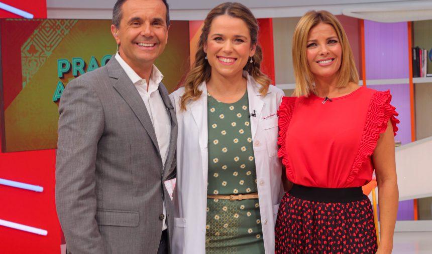 A Dr. Ana Correia de Oliveira apresentou e esclareceu o tema: Urticária