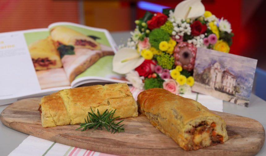 Torta de Carne - Cristina Manso Preto