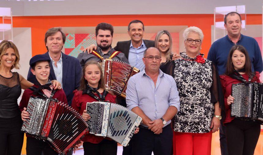 Os primeiros vencedores da 3º fase dos Cantares ao Desafio
