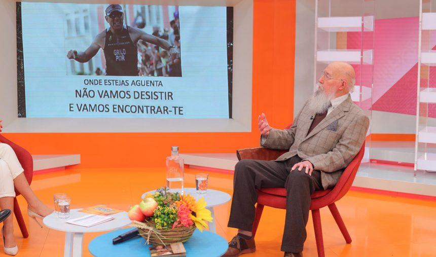 Professor Pinto da Costa comenta temas da atualidade