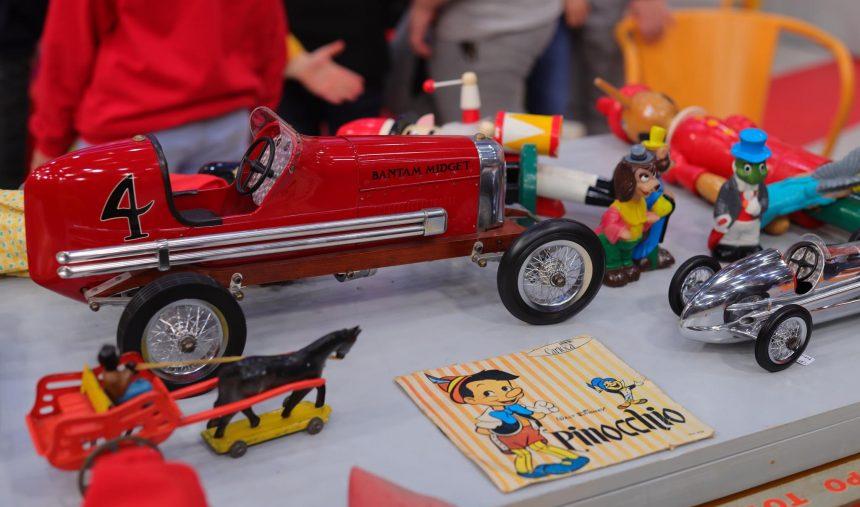 Brinquedos Antigos para oferecer no Natal
