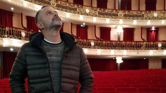 A Praça Convida- Hélder Reis no Teatro Circo de Braga