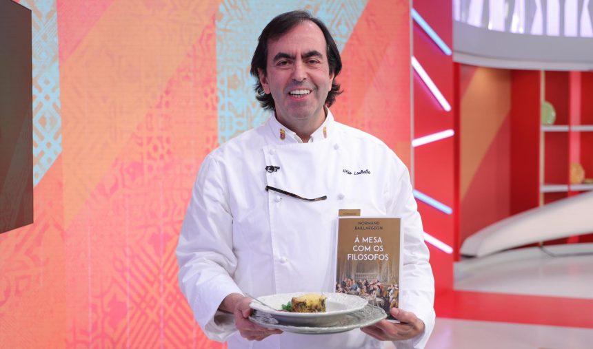 Mil Folhas de Batata e Alheira - Chef Hélio Loureiro