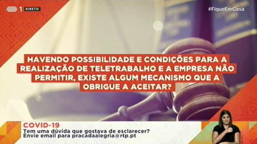 Pedro Tomaz esclarece algumas dúvidas dos telespetadores