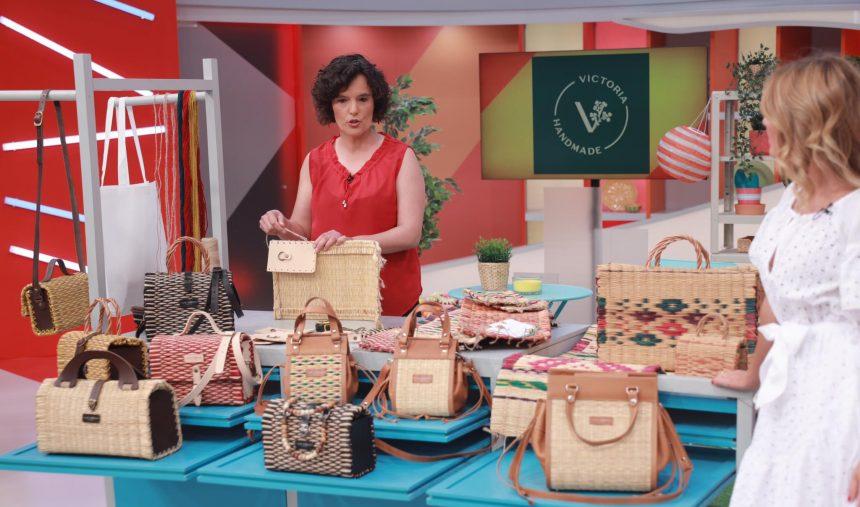 Victoria Handmade - As cestas portuguesas que estão na moda