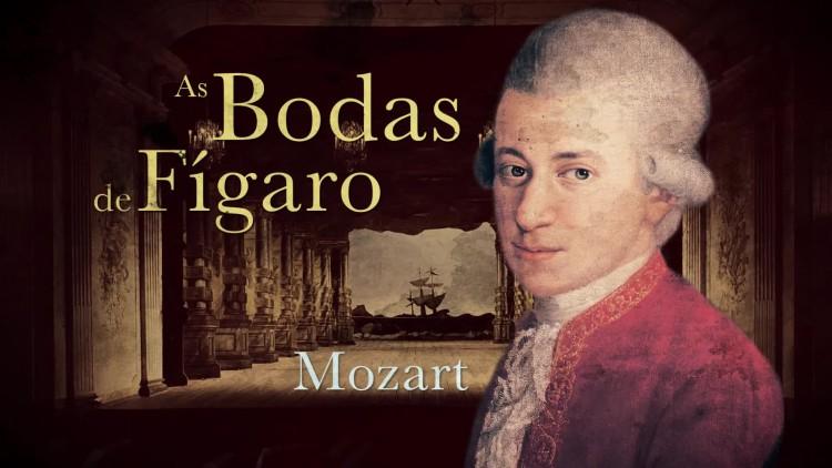 As Bodas de Fígaro, de Mozart