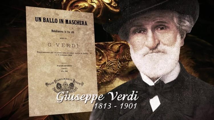 Um Baile de Máscaras, de Giuseppe Verdi