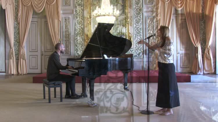 Filipe Raposo e Rita Maria -
