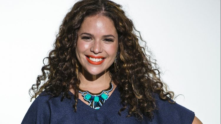 8267 - Joana Ferreira no The Voice Portugal