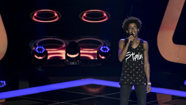 Alfredo Costa no The Voice Portugal