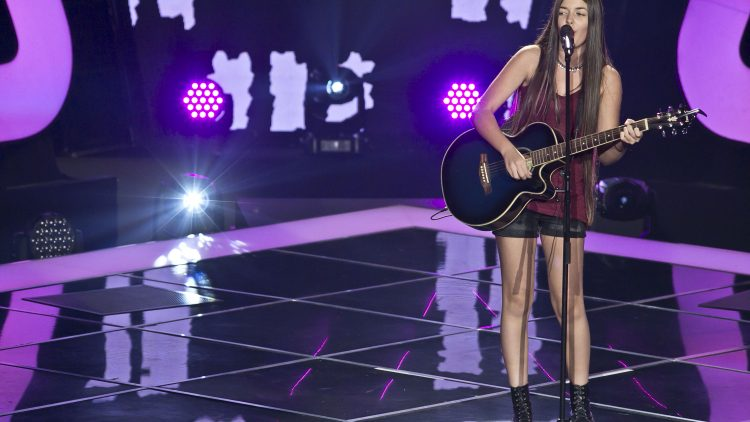 Bruna Costa no The Voice portugal