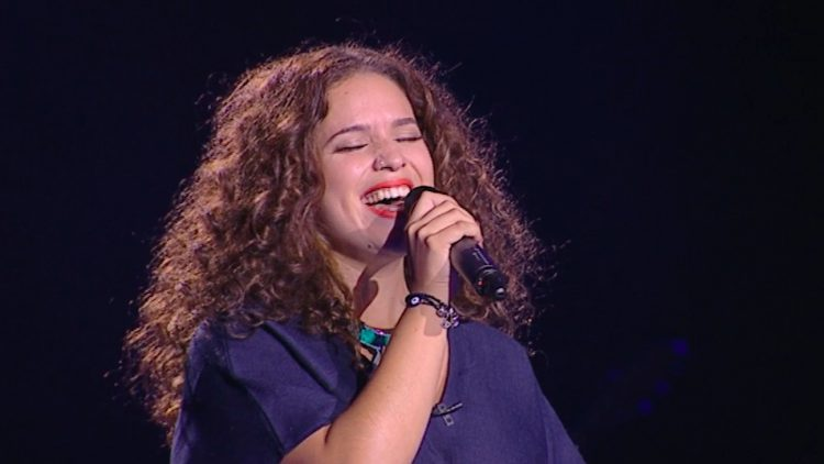 Joana Ferreira no The Voice Portugal
