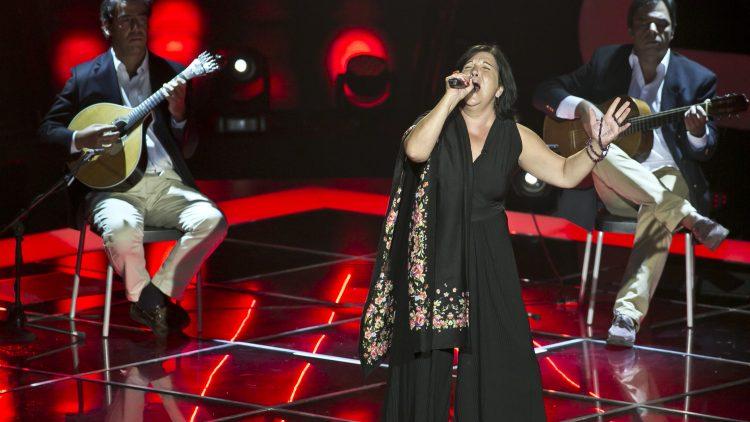 Maria Manuela Lima no The Voice Portugal