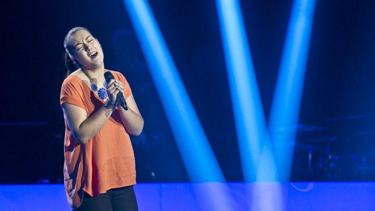 Patrícia Teixeira no The Voice Portugal