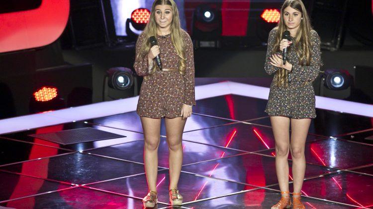 Ema e Sara Correia