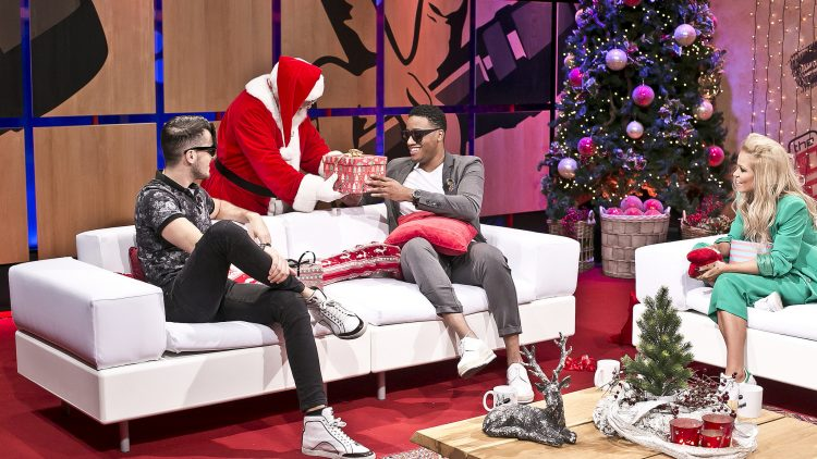 The Voice- Especial Natal