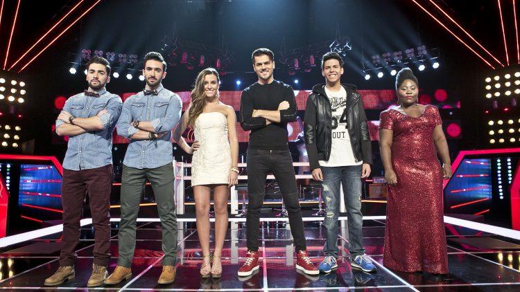 Tira teimas - The Voice Portugal
