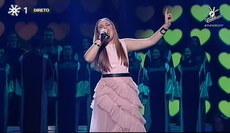 Jéssica Ângelo – Somebody to Love (Queen)