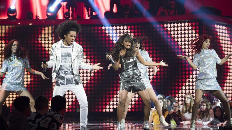 Soraia Tavares & David Gomes - Uptown Funk