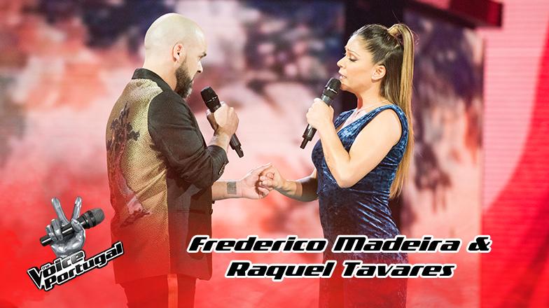Raquel Tavares e Frederico Madeira -