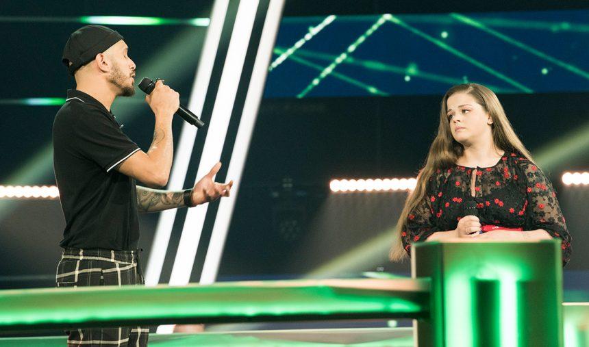 "Victor vs Joana Duarte - ""Dancing On My Own"" | Batalha"