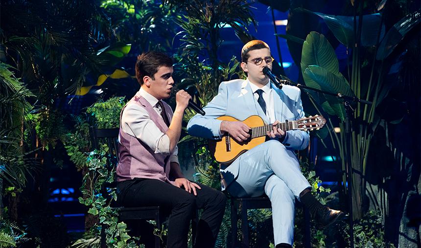Miguel e João -