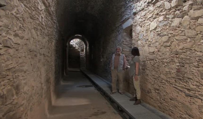 O Campo Arqueológico de Mértola começou por aqui...