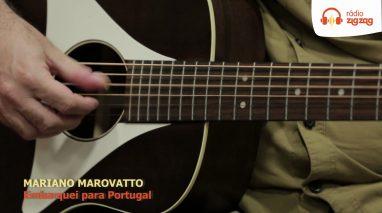 Mariano Marovatto - Embarquei para Portugal