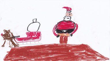 Miguel Saad, 9 anos